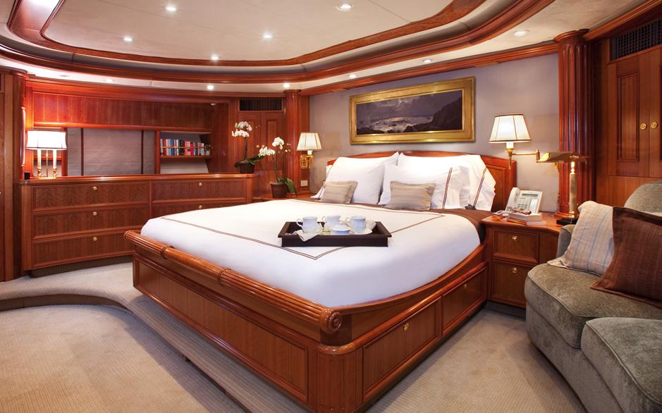 Genevieve Yacht Sailing Yacht Luxury Yacht Super Yacht